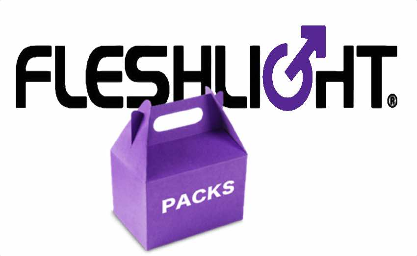 FleshLight Packs