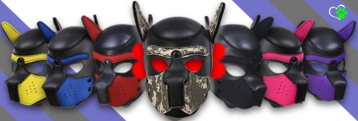Ir a Puppy Mask